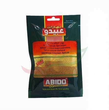 Épice poulet Abido 50g