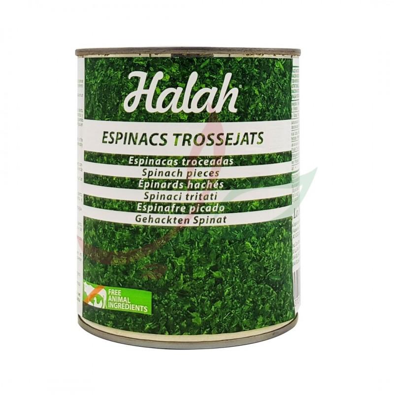 Epinards hachés Halah 850 g