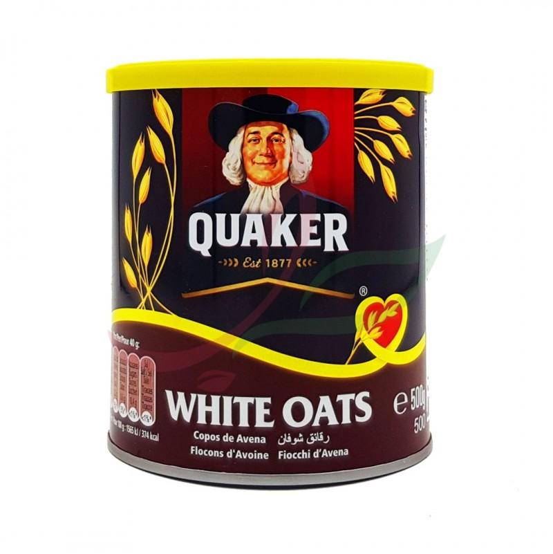 Avoine blanche Quaker 500g