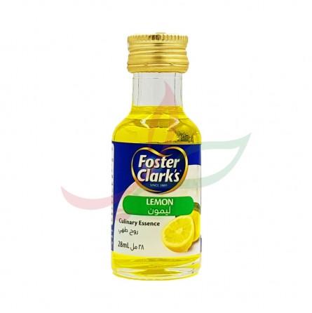 Essence de citron liquide Foster Clark 28 ml