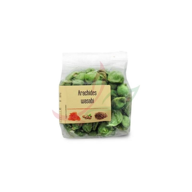 Arachides enrobés au wasabi 130g