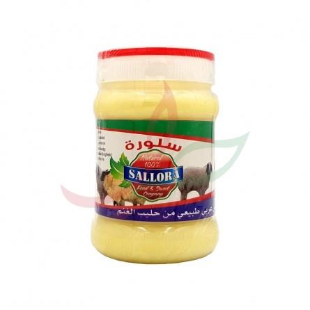 Ghee - beurre clarifié - smen Brebis Sallora 1kg