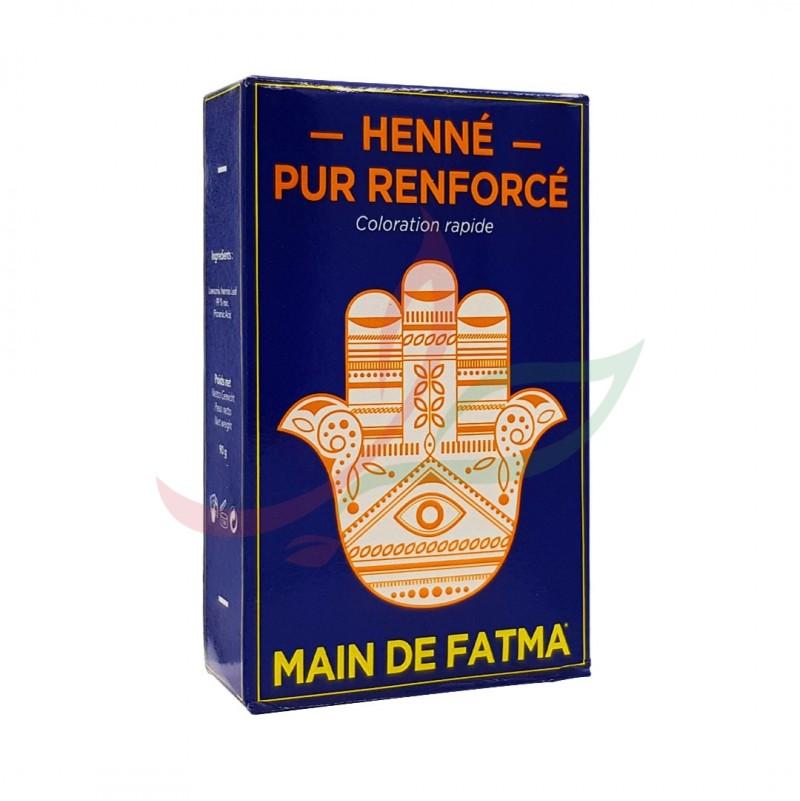 Henné main de Fatma (couleur cuivre) Hennedrog 150g