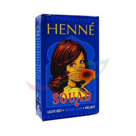 Henné souad (couleur rouge clair) Hennedrog 150g