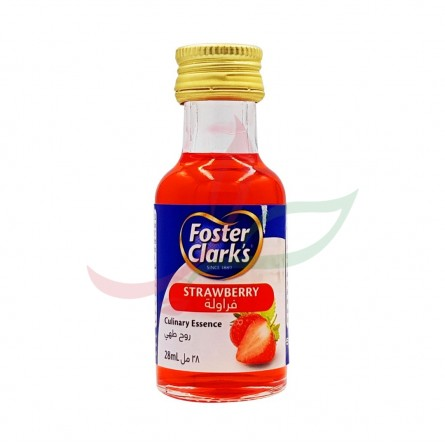 Essence de fraise liquide Foster Clark 28 ml