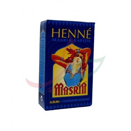 Henné Masria (couleur auburn) Hennedrog 150g