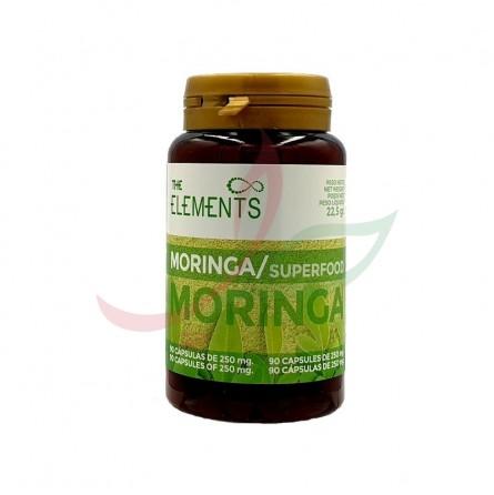 Moringa en capsules The Elements 250g