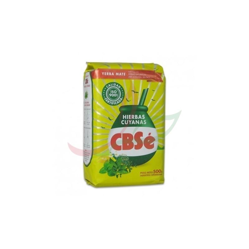 Yerba maté Herbes de Guinée CBSé 500g
