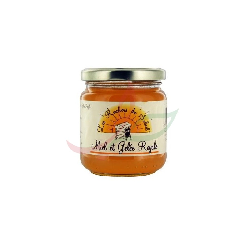 Honey and Royal Jelly 250g