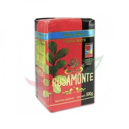 Yerba maté Especial Rosamonte 500g
