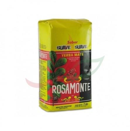 Yerba maté Suave Rosamonte 1kg