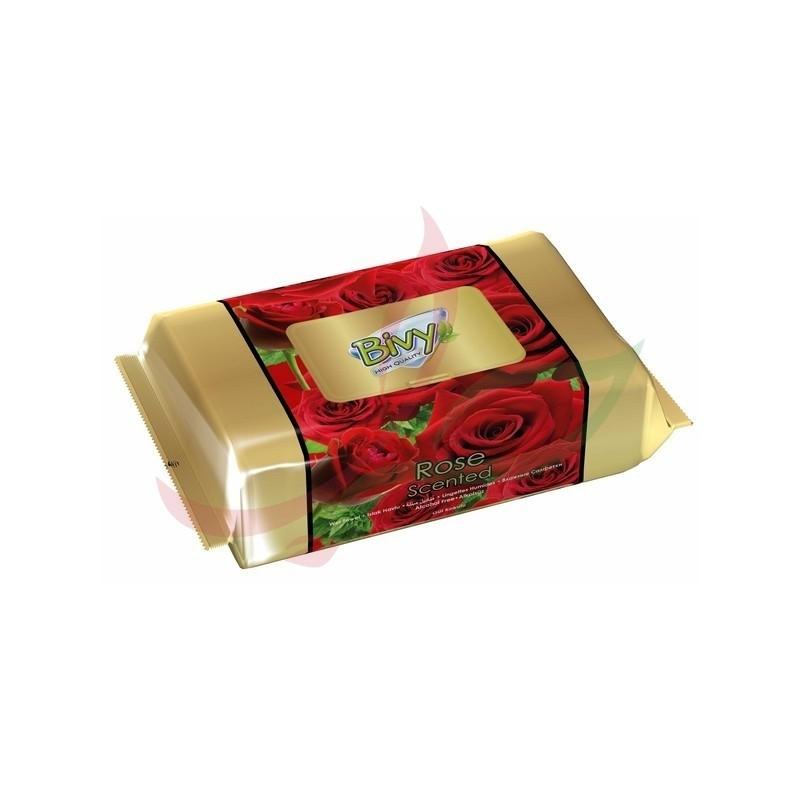 Lingettes Rose Bivy x80