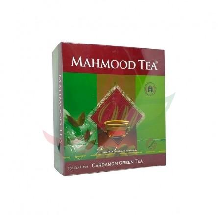 x100 شاي أخضر بالهال ظروف محمود