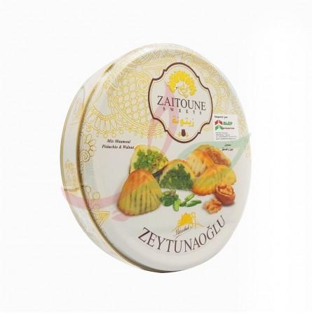 Assortiment maamoul noix&dattes Zaitouna 500g