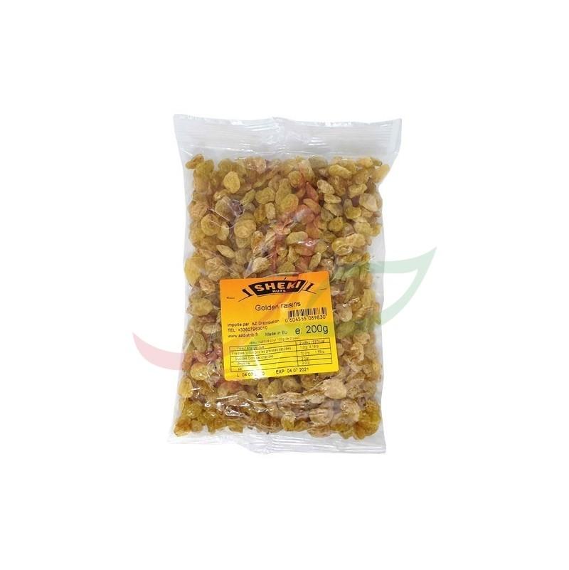 Raisins secs golden Sheki 200g