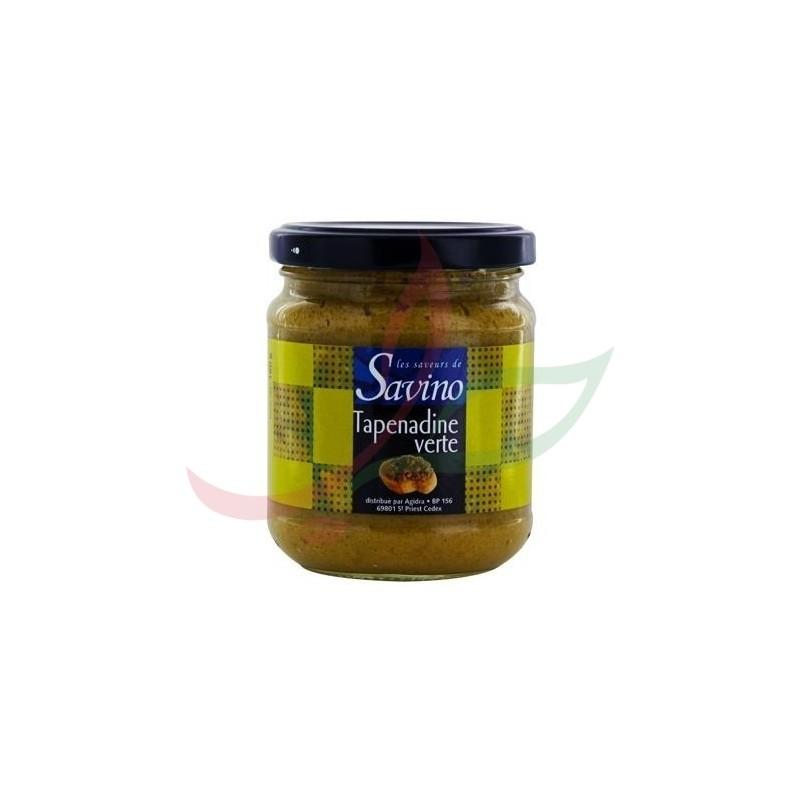 Tapenadine olivade verte Savino 180g