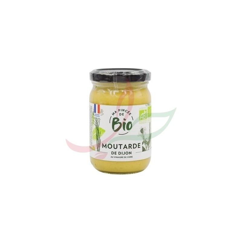 Moutarde de Dijon BIO 200g