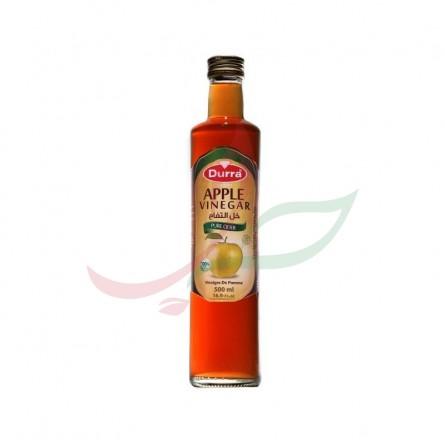 Vinaigre de pomme (cidre) Durra 500ml
