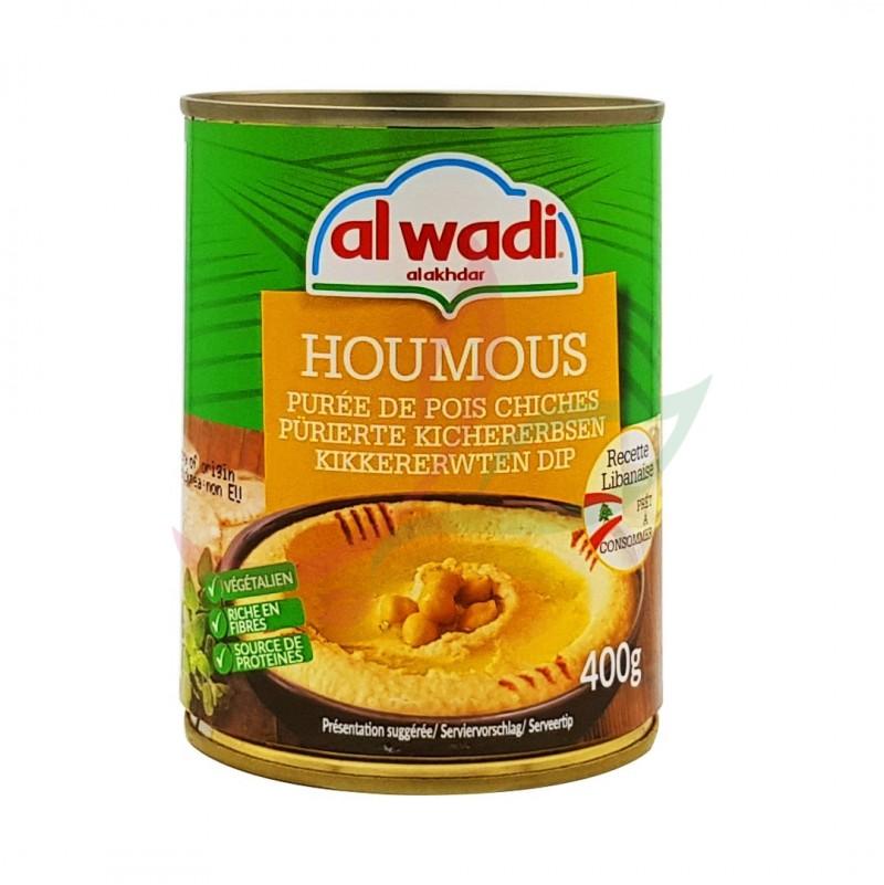 Humus with tahini Alwadi 400g