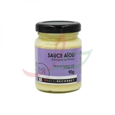 Sauce aïoli Recorbet 90g