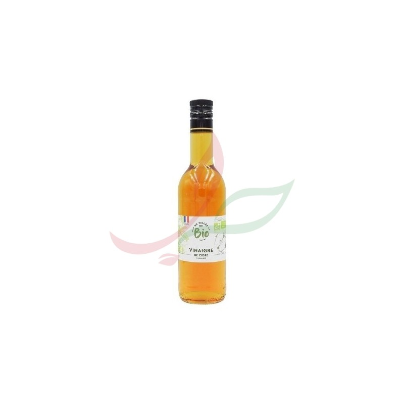 Vinaigre de pomme (cidre) BIO 500ml