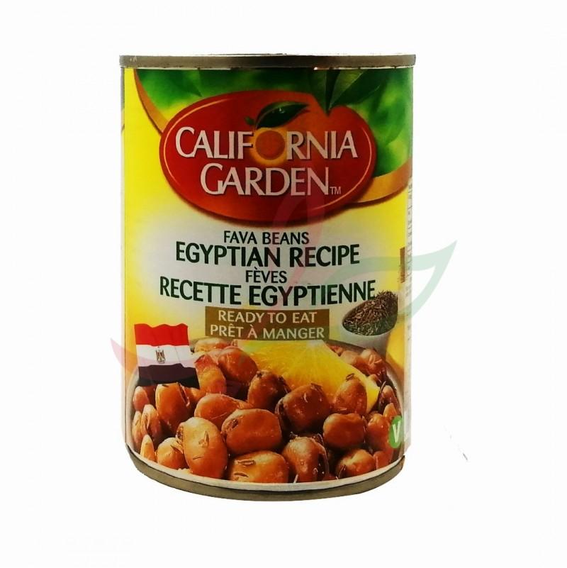 Foul medammas (fèves cuites) recette égyptienne California 400g