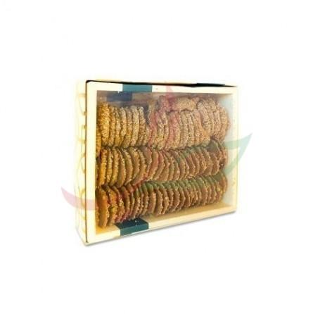 Barazek (biscuit fin au sésame & éclat de pistache) Daoud 454g