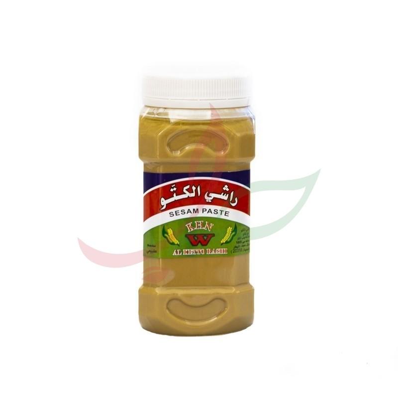 Tahina (crème de sésame) Rashi Alketto 700g