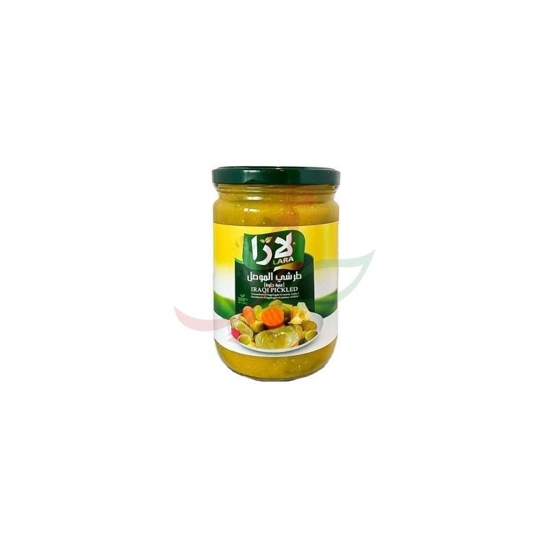 Turshi Amba (légumes marinés) Lara 600g