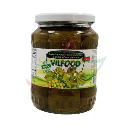 Feuilles de vigne en saumure Vilfood 690g