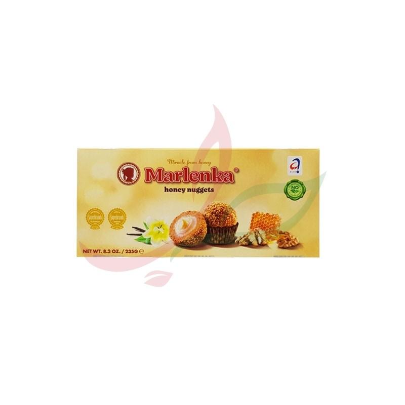 Boules de miel à la crème Marlenka 235g