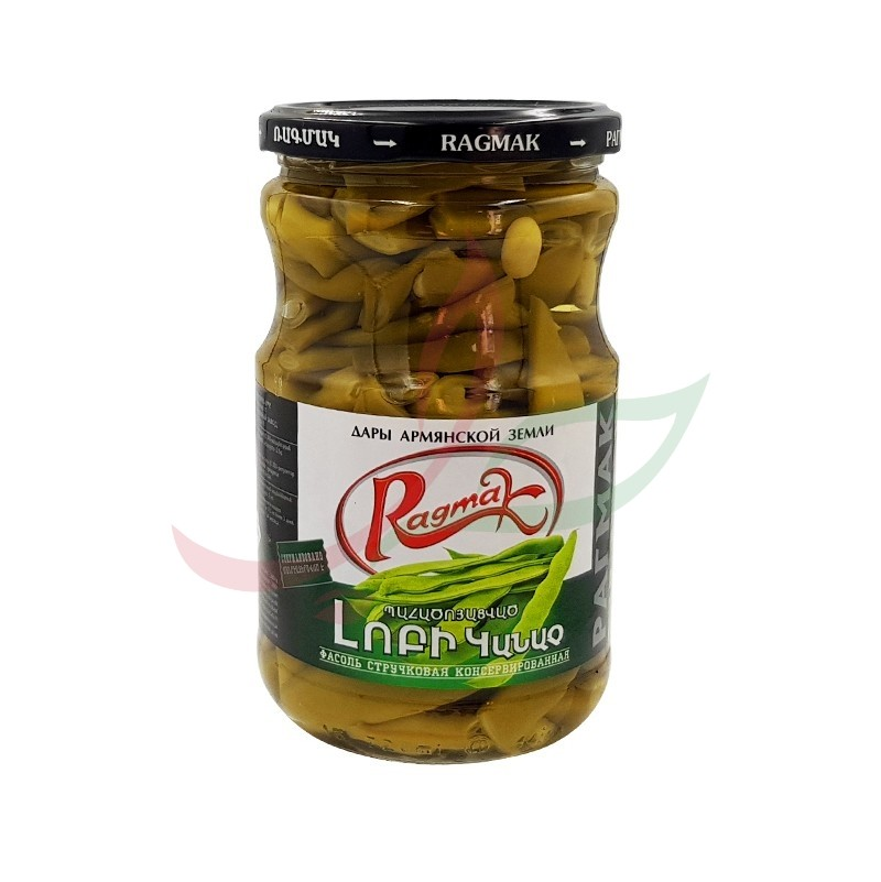Haricots verts cuits Ragmak 720ml
