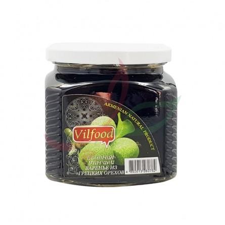 Confiture de noix Vilfood 390ml