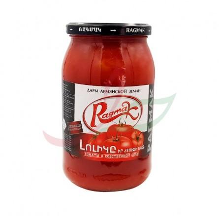 Tomates pelées Ragmak 860g