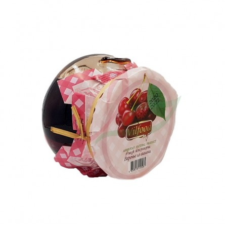 Confiture de cerise Vilfood 390ml