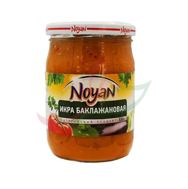 Caviar d'aubergine- baba ghanouj Noyan 530g