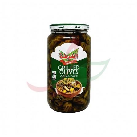 Olives vertes grillées Algota 940g