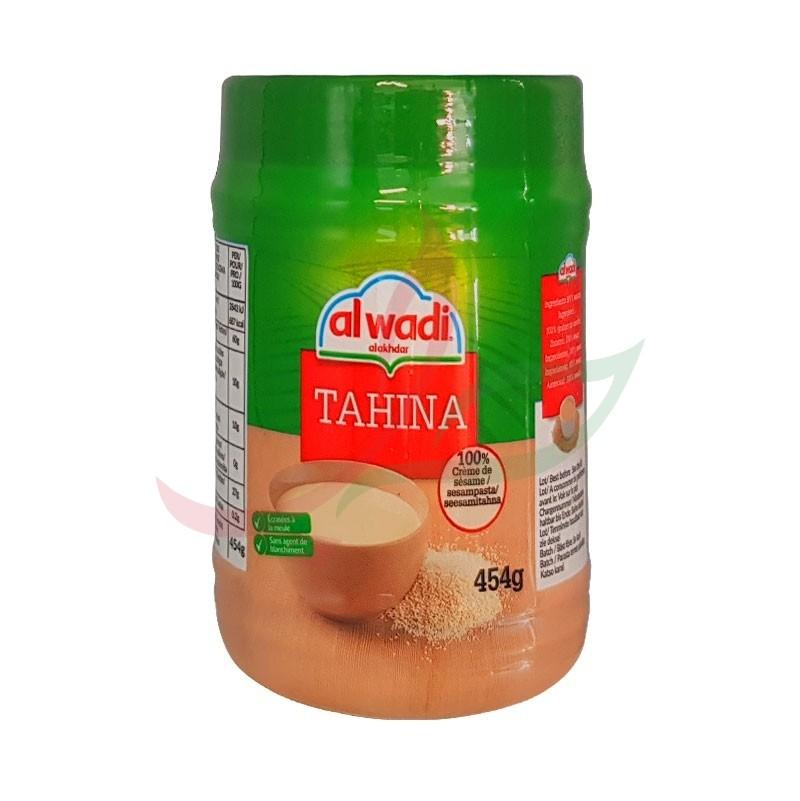 Tahina (crème de sésame) Alwadi 454g