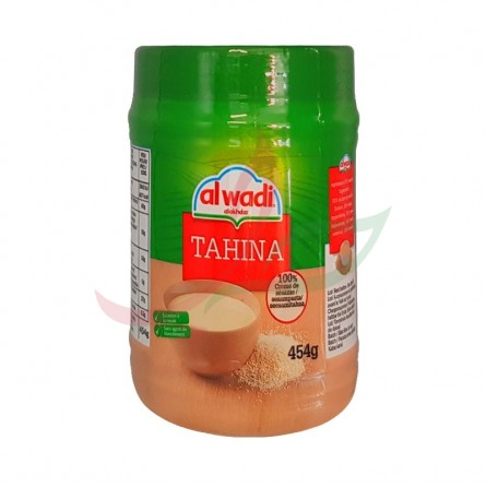 Tahini (sesame seed cream) Alwadi 454g