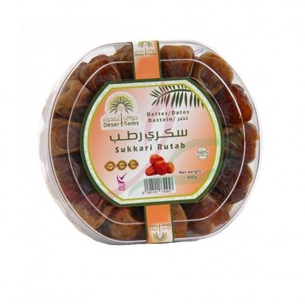 Fresh dates rutab Sukkari 500g