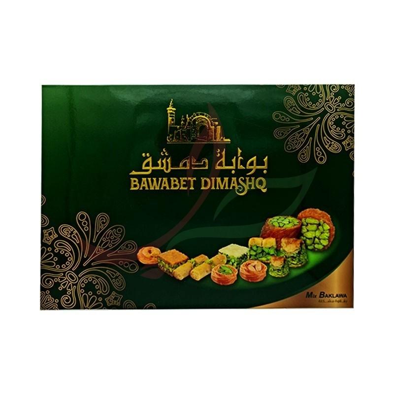 Mixed baklava Bawabet Dimashq 750g