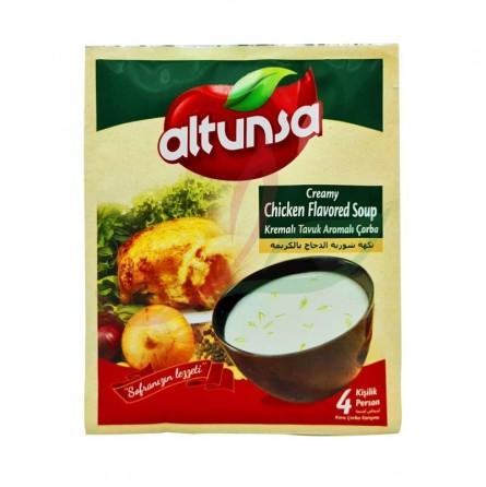 Instant chicken/cream soup Altunsa 60g