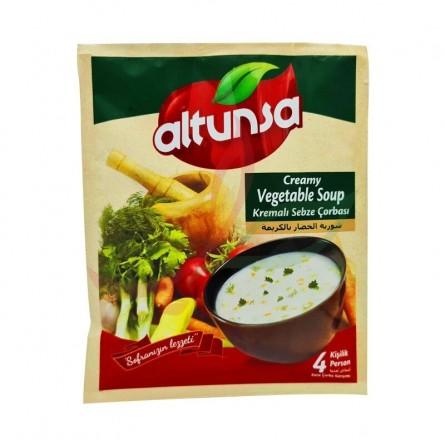 Soupe instantanée aux légumes Altunsa 60g