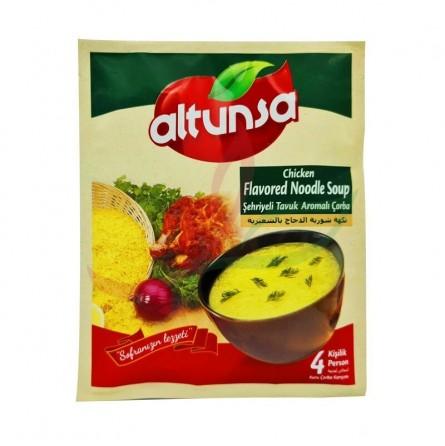 Soupe instantanée poulet & vermicelles Altunsa 60g