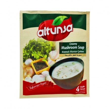 Altunsa instant mushroom & cream soup Altunsa 60g