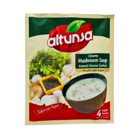 Soupe instantanée aux champignons & Crème Altunsa 60g