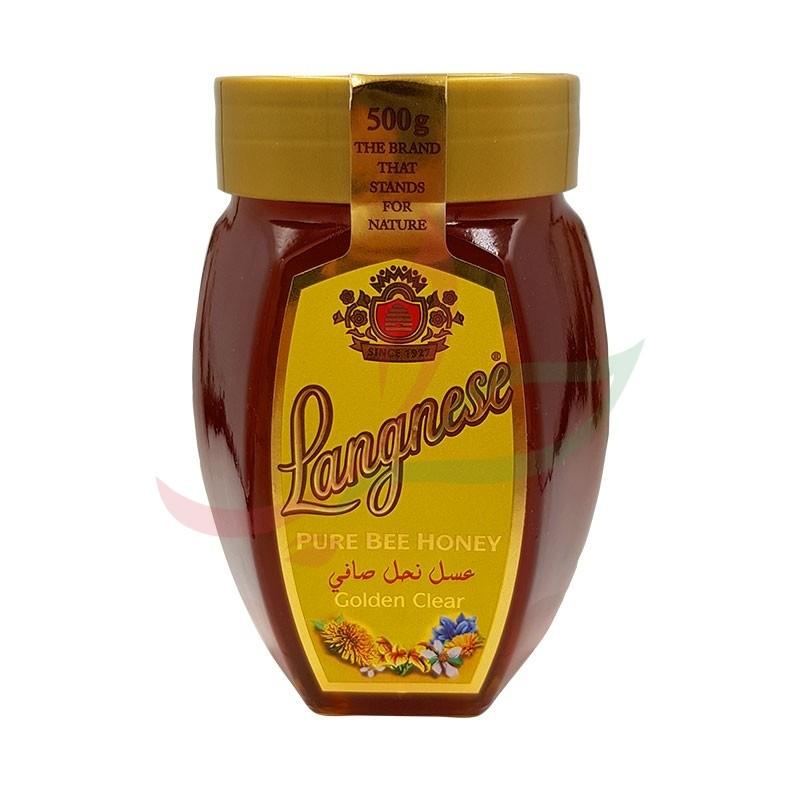 Miel pura de abeja Langnese 500g