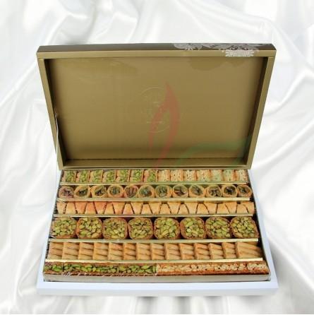 Baklava mixte Zaitouna 750g