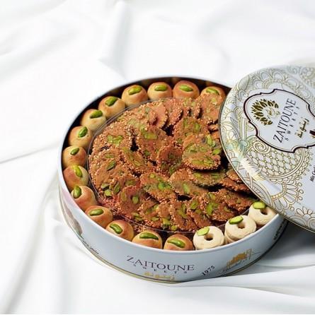 "Biscuits secs ""nawachif"" assortiment"