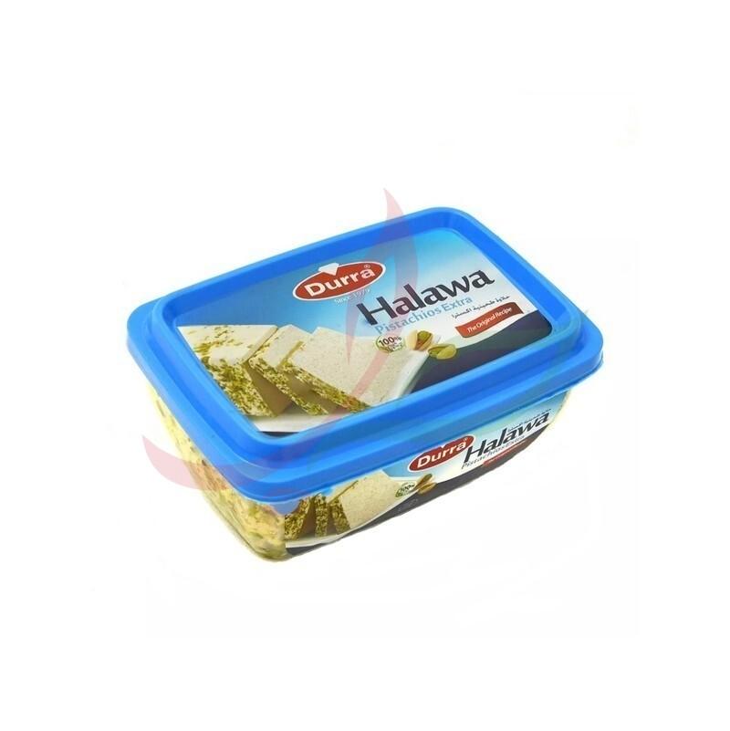 Halva aux pistaches extra Durra 350g